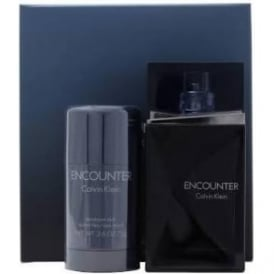 Calvin Klein Encounter Gift Set - 100ml Eau De Toilette Spray /75ml Deoderant Stick