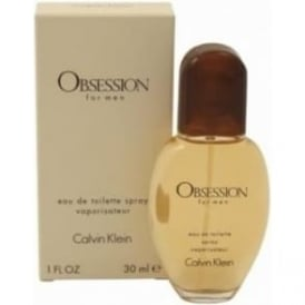 Obsession For Men EDT Spray