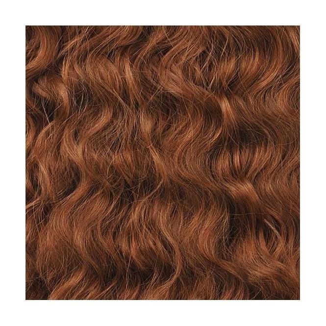 Light Auburn Spiral Curl Hair Extension Colour 30