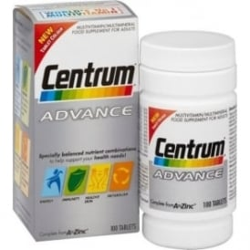 Centrum Advance Daily Multivitamins