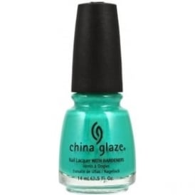 Nail Polish – Turned Up Turquoise