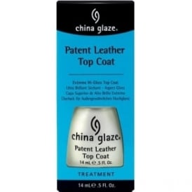 Patent Leather Top Coat