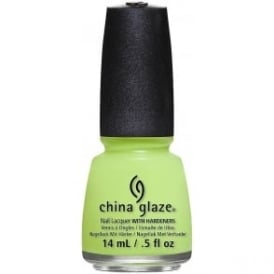 Nail Polish – City Flourish Collection - Grass Is Lime Gre