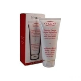 Clarins Moisture Rich Body Lotion