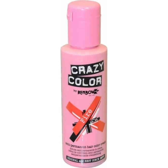 Crazy Color – Fire 56 100ml
