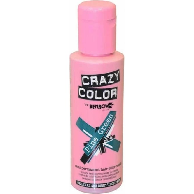 Crazy Color – Pine Green 100ml
