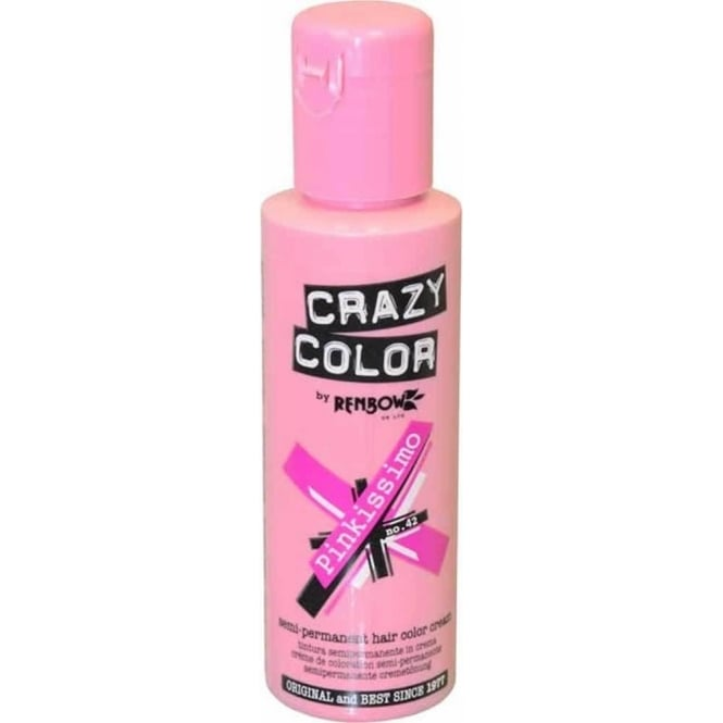 Crazy Color – Pinkissimo 42 100ml