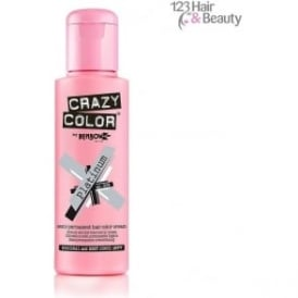 Crazy Color – Platinum 100ml