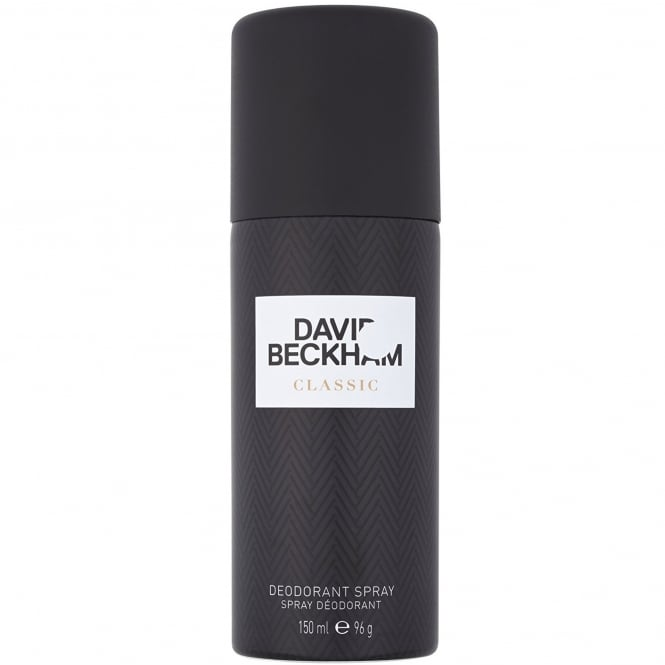 Beckham David Classic Deodorant Spray