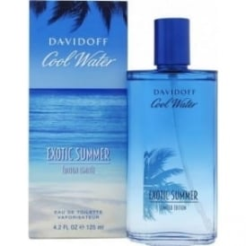 Davidoff Cool Water Man Exotic Summer Eau De Toilette Spray