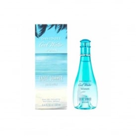 Cool Water Woman Exotic Summer Eau de Toilette