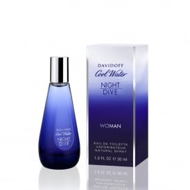 Cool Water Woman Night Dive Eau De Toilette