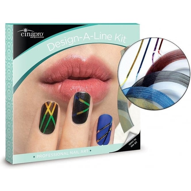 Professional Nail Art Design Kits Hession Hairdressing
