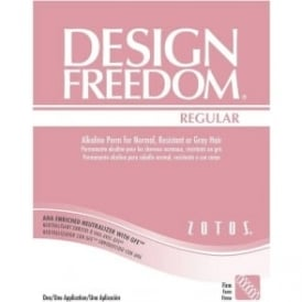 Design Freedom Alk Perm - Regular