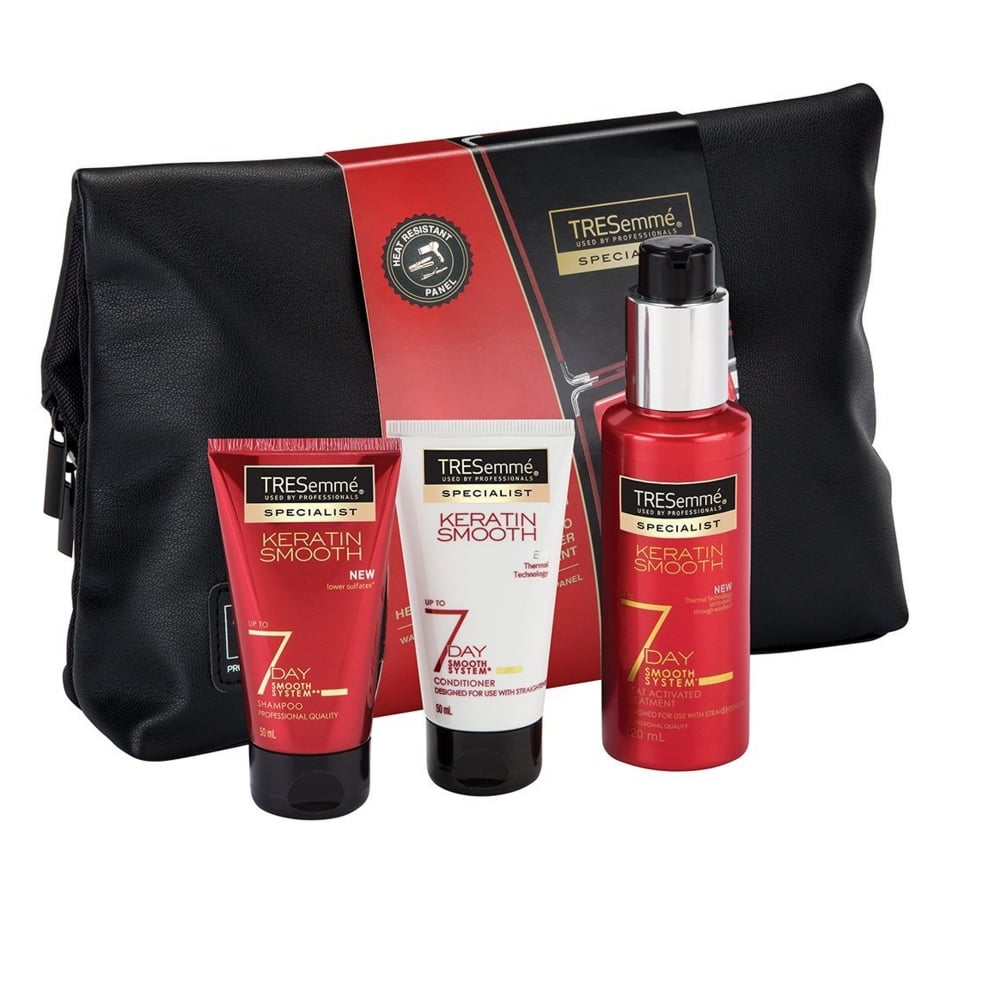 tresemme 7 day keratin smooth