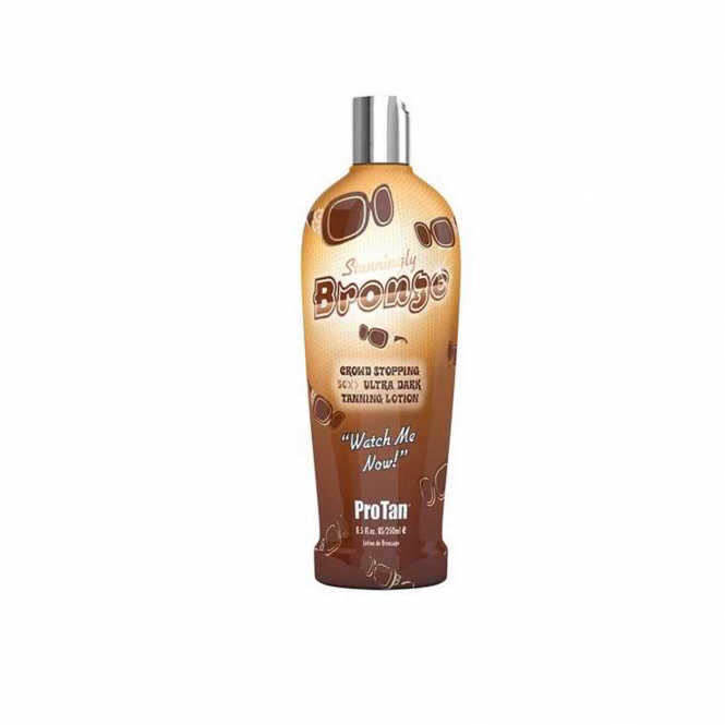 Pro Tan Stunningly Bronze Crowd Stopping 50xx Ultra Dark