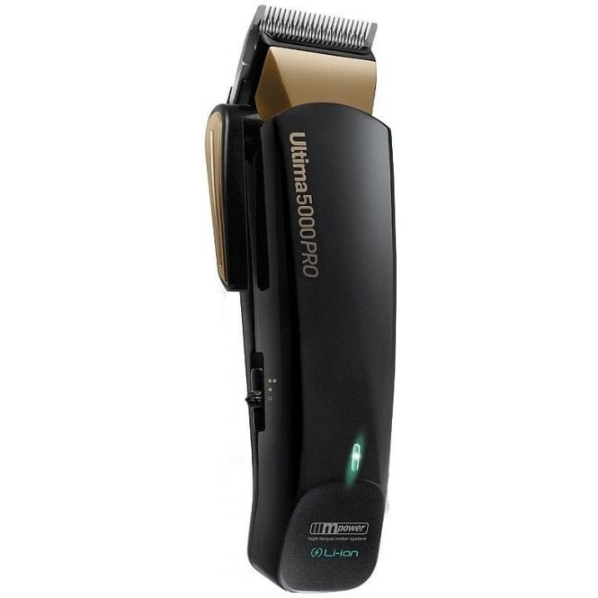 Diva Professional Styling Ultima 5000 Corded/Cordless Clipper