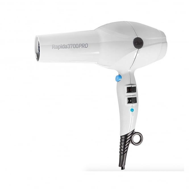 Diva Professional Styling Rapida 3700 PRO Hairdryer - Purest White