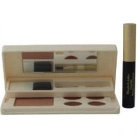 Elizabeth Arden make-up compact and mascara set