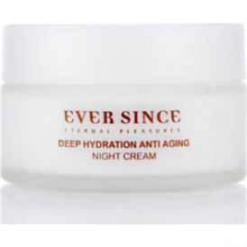 Ever Since Deep Hydration Anti-Ageing Night Cream