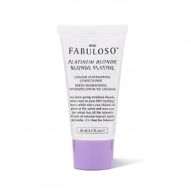Fabuloso Platinum Blonde Colour Intensifying Conditioner