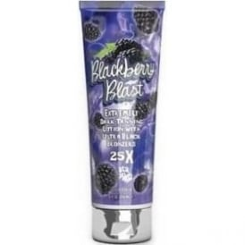 Blackberry Blast Extremely Dark Tanning Lotion With Ultra Black Bronzers