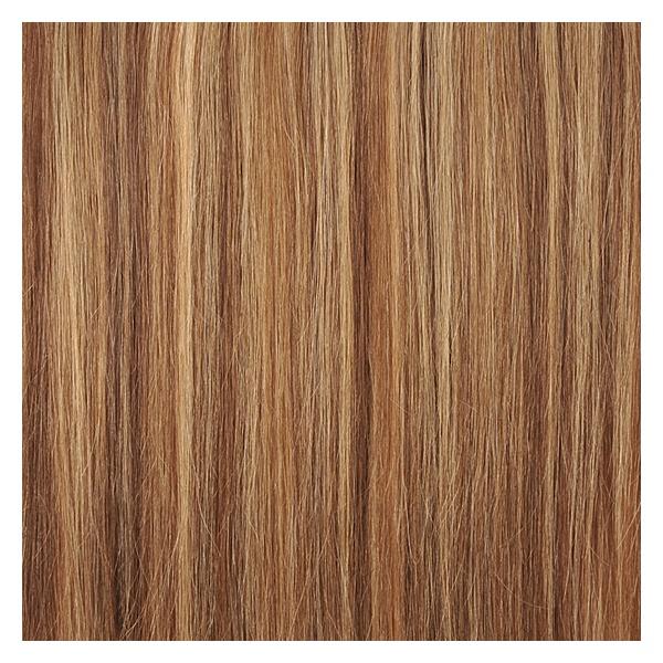 Golden Brownbutterscotch Straight Hair Extension Colour 627