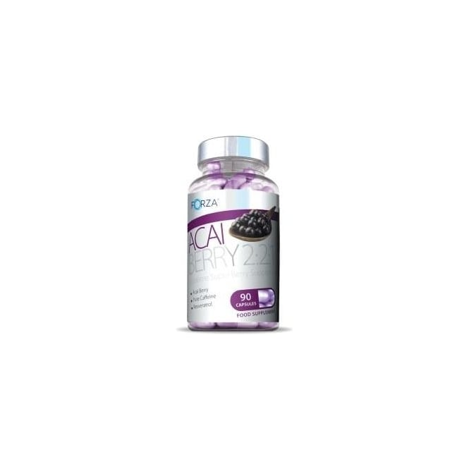 Forza Black Discontinued Forza Acai Berry 2 2 1 Detox Diet Pills 90 Capsules