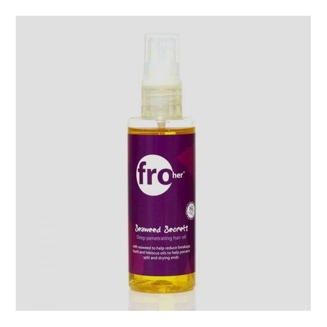 Fro Her Seaweed Secrets Deep Penetrating Hair Oil – 100ml