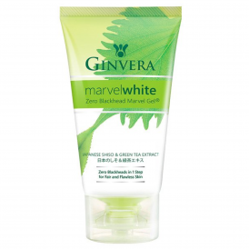 Marvelwhite Exfoliating Gel with Japanese Shiso Plant Extract