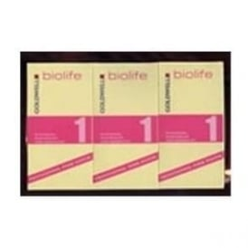 Goldwell Biolife 1 Pack Of 3