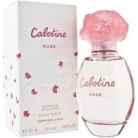 Gres Parfums Cabotine Rose EDT for Her 50ml