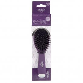 Travel Size Oval Brush
