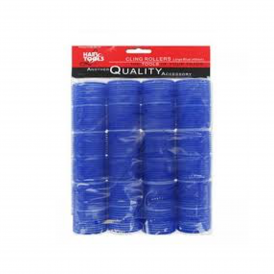 Velcro Roller Large Blue 40mm (pack of 12)