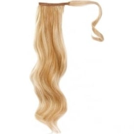 Long Wave Ponytail Golden Wheat