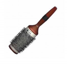 73 Ceramic Radial Brush - Brown