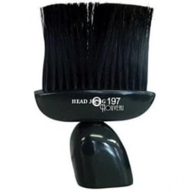 197 Black Nouveau Neck Brush