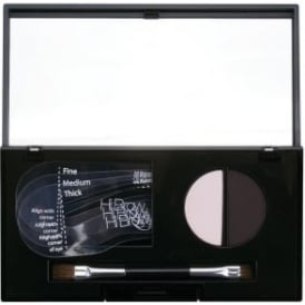 24hr Brow Powder Compact - Dark Charcoal