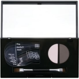 24hr Brow Powder Compact - Light Grey