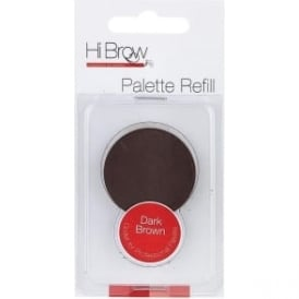 Brow Powder Palette Refill - Dark Brown