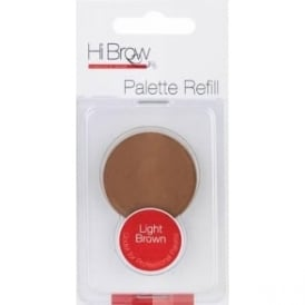 Brow Powder Palette Refill - Light Brown