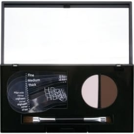 24hr Brow Powder Compact - Dark Brown