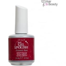 IBD Just Gel Polish - Cosmic Red