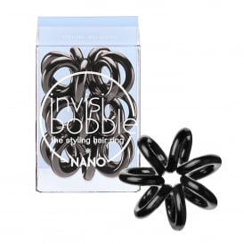 Nano Hair Ring - True Black