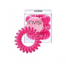 Invisibobble Traceless Hair Ring - Candy Pink