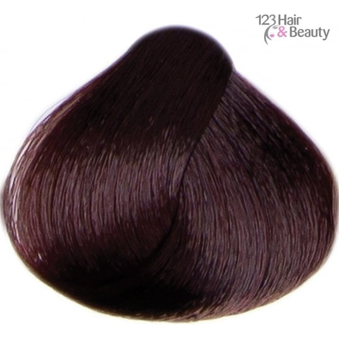 Ion Permanent Hair Colour 100ml 553 Light Mahogany Golden Brown