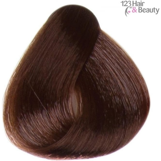 Ion Permanent Hair Colour - 6.34 Dark Golden Copper Blonde