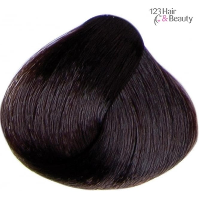 Ion Permanent Hair Colour - 5.35 Light Golden Mahogany Brown