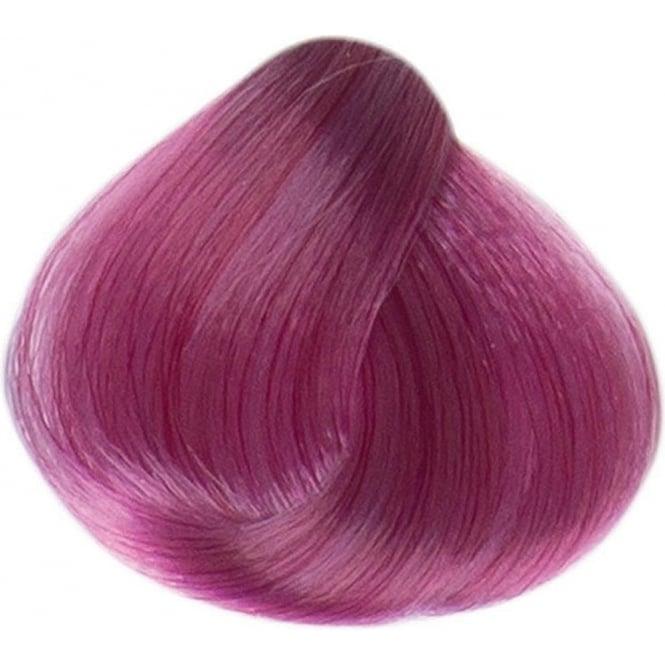 semipermanent pastel hair colour pink
