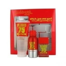 Joe Bloggs Athletic for Him Gift Set – 50ml EDT, 200ml Hair and Body Wash & 150ml Body Spray